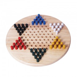 H-7550 Chinese Checkers...