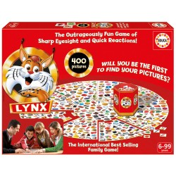 17055 Educa Lynx Find It Game