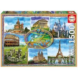 17667 Seven Wonders Europe...