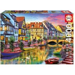 17134 Colmar Canal, France...