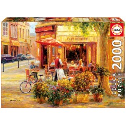 17130 Corner Cafe, Haixia...