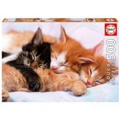 17087 Kittens Educa 500...