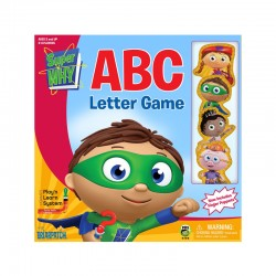 01333 Super WHY! ABC Game