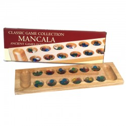 00205 Deluxe Wood Mancala