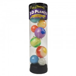 19464 3-D Planets in a Tube