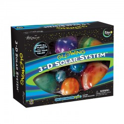 19862 3-D Solar System.