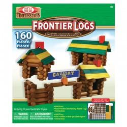 160L 160 Piece Frontier Logs