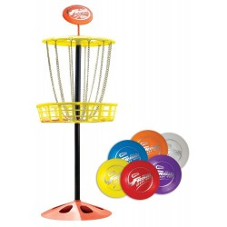 51091 Mini Frisbee Golf Set
