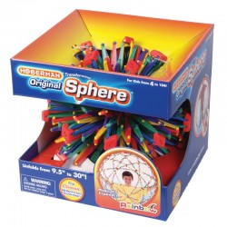 HS104 Hoberman Sphere Rainbow