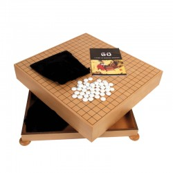 101043 Complete Go Game Chest