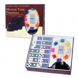 102949 Mexican Train Dominoes