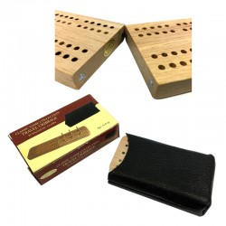 104538 Travel Cribbage