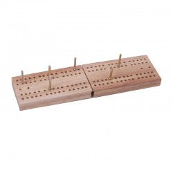 GS-7459 Folding Cribbage Board