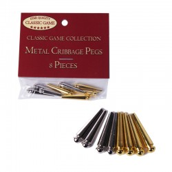 9507 Metal Cribbage Pegs