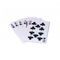 105185 Plastic Playing Cards