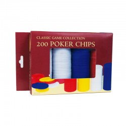 TM200 200 Poker Chips