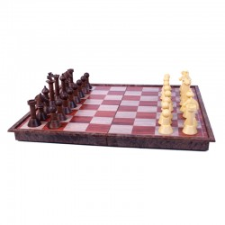 104030 Woody Magnetic Chess...
