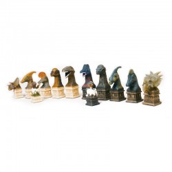 160035 Dinosaur Chessmen
