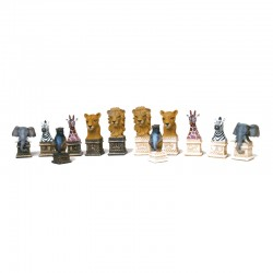 160032 Lion Chess Set