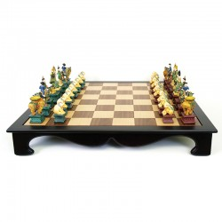 160058 Tang Dynasty Chess Set