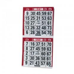 81003 Bingo Paper