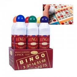 52158 Bingo Markers