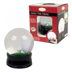 40401 Golf Ball Water Globe