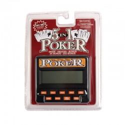 77701 Classic 5 in 1 Poker