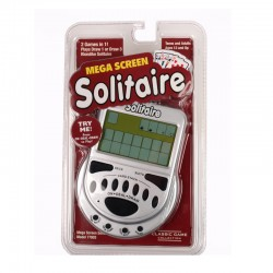 77803 Mega Screen Solitaire