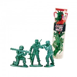 TY235A US Army Figures in a...
