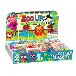 69446 Zoo Life Erasers
