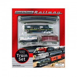 1604 Railway Play Set