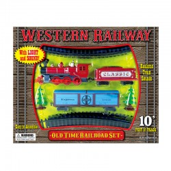 1600 Western Railway Play Set