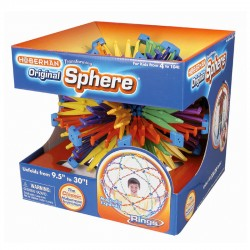HS124 Hoberman Sphere – Rings