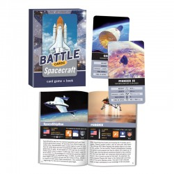 292 Battle Cards: Spacecraft