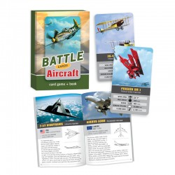 290 Battle Cards: Aircraft