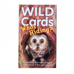 2322 Wild Cards:  Who's Hiding