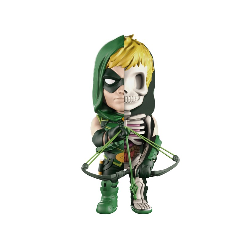 #93473 XXRAY DC Comics Green Arrow
