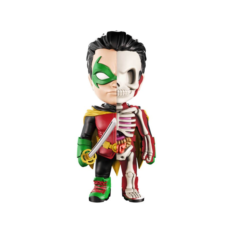 #93482 XXRAY DC Comics Robin