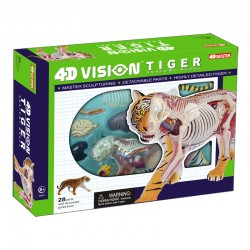 26105 4D Vision Tiger...