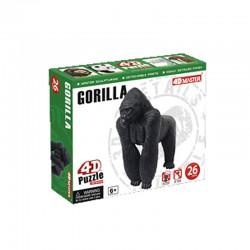 26473 4D Puzzle Gorilla
