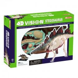 26095 4D Vision Stegosaurus...