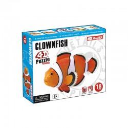 26543 4D Puzzle Clownfish