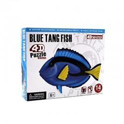 26549 4D Puzzle Blue Tang Fish