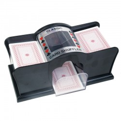 A3666 Manual Card Shuffler...