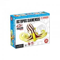 26546 4D Puzzle Octopus...