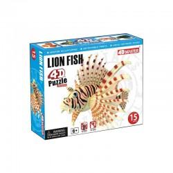 26542 4D-Puzzle Lion Fish