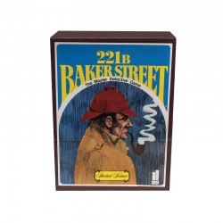 H-23 Baker Street Mystery Game