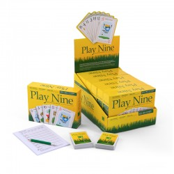 #P11001 Play Nine Card Game