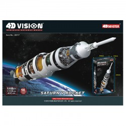 26117 4D Vision Saturn V...